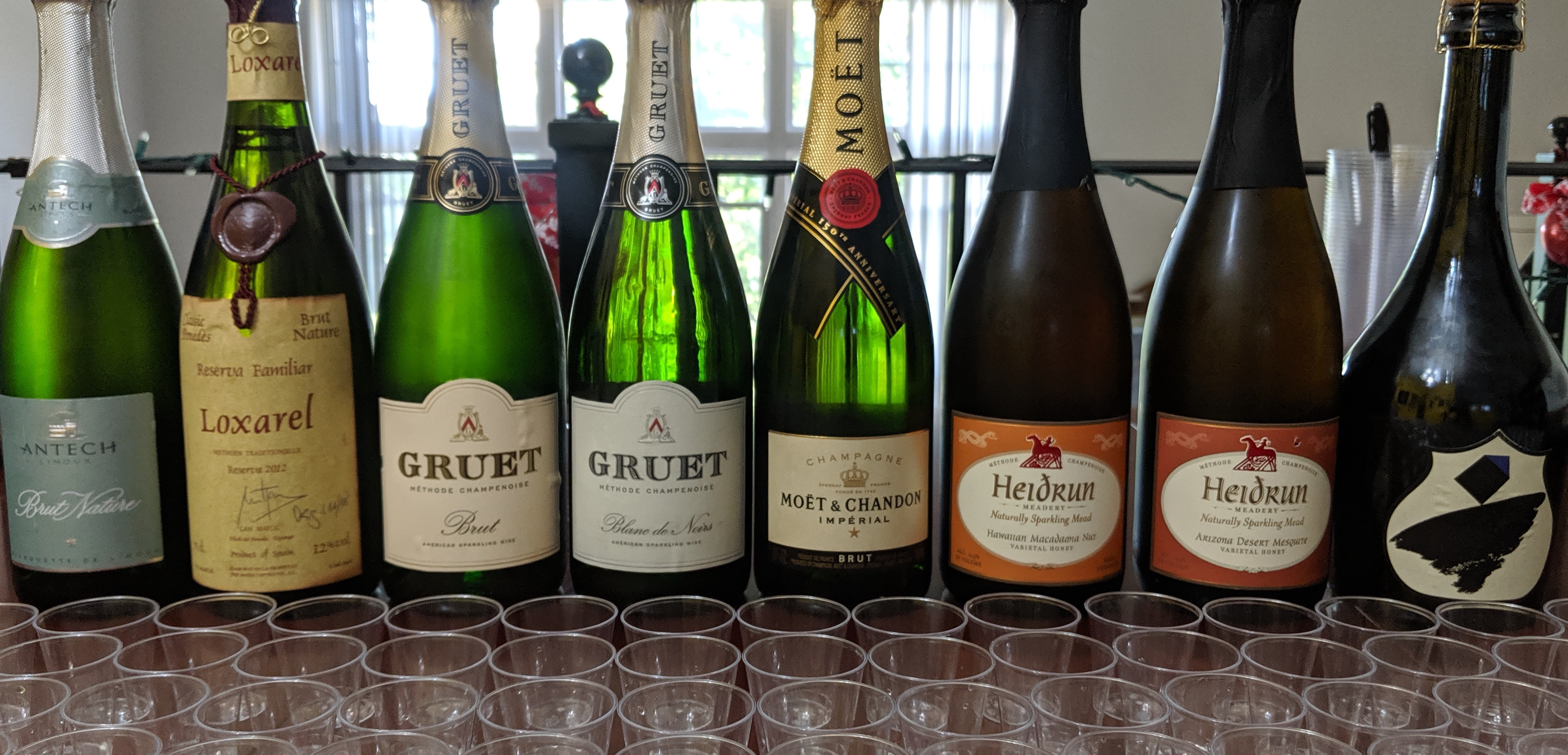 Tasting Night Recap: Champagne